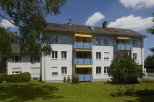 Fassadenrenovierung mit Triflex-Balkonabdichtung