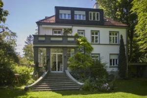 Fassadenrenovierung I Putz- und Stuckinstandsetzung
